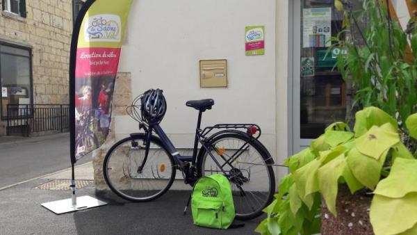 location de vélos dans la vallée de la Saône