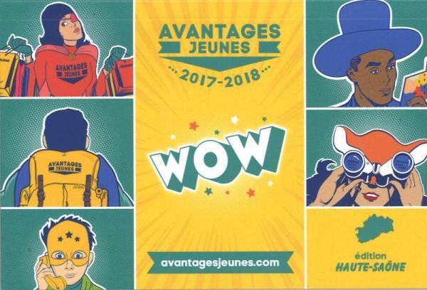 Carte Avantages Jeunes 2017-2018