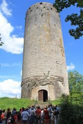 donjon du château de Rupt-sur-Saône