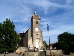 église de Vy-lès-Rupt