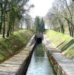 Tunnel de Saint Albin